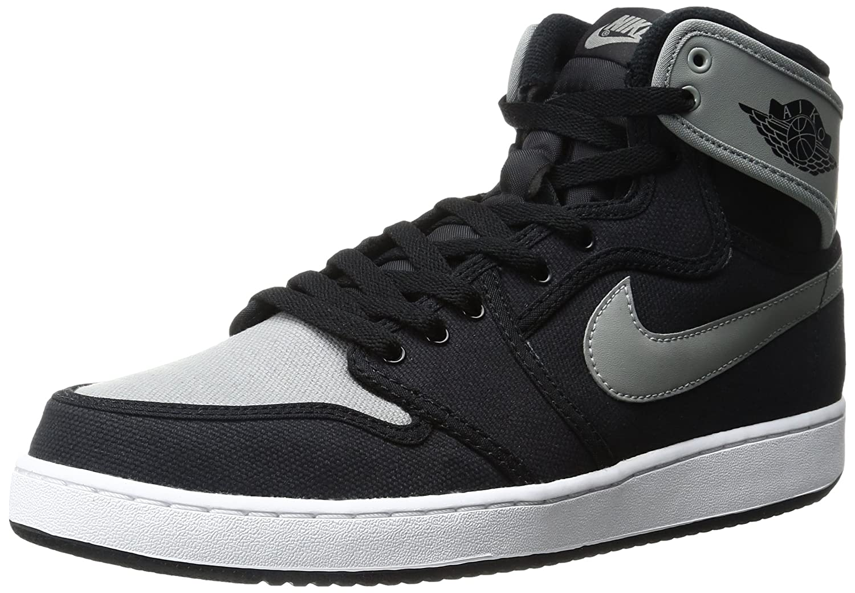 the latest f31bf d7b4b Nike Herren Aj1 KO High OG Turnschuhe, Talla 44 EUSchwarz  Grau  Wei  (Schwarz  Shadow Grey-white) - associate-degree.de