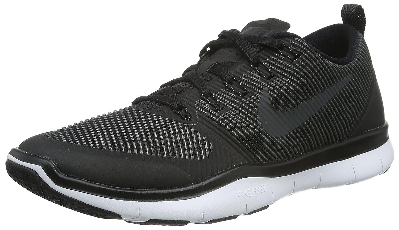 NIKE Men's Free Train Versatility Running Shoes B016CCG5UI 11 D(M) US|Black/White/Black