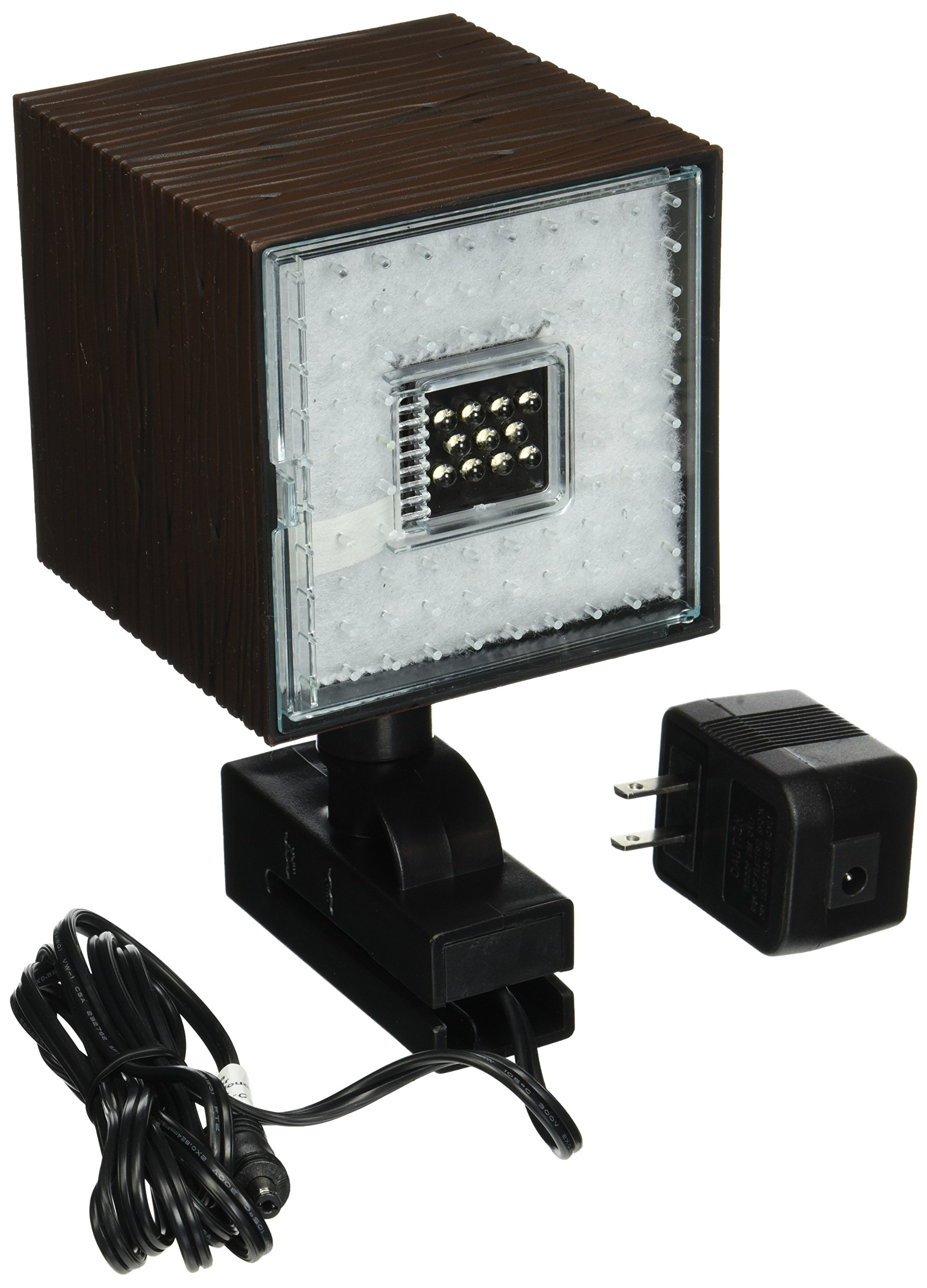 Fluval Filter/Light Cube with Transformer and Media Replacement for Fluval Chi 19L Aquarium Kit by Fluval