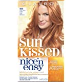 Clairol Nice 'n Easy, 8SC Sandy Copper Blonde, Permanent Hair Color, 1 Kit (PACKAGING MAY VARY)