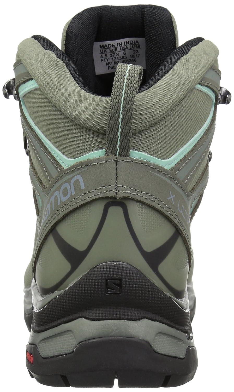 Salomon Women's X Ultra 3 Mid GTX W M Hiking Boot B073K42YKK 6.5 M W US|Shadow 27c9a9