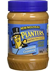Planters Peanut Butter Smooth, 500g