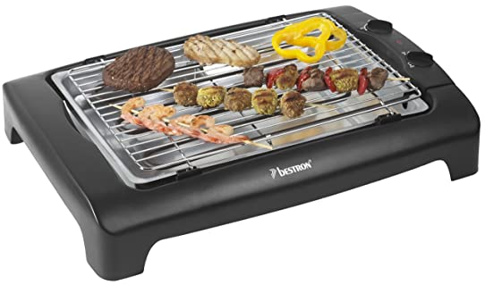 barbecue electrique bestron