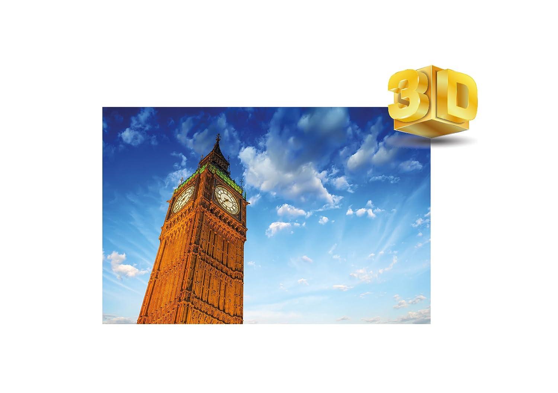 3D lenticolare cartolina del Big Ben–Londra I AM MADE LTD