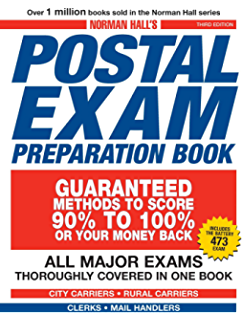 Amazon post office jobs the ultimate 473 postal exam study norman halls postal exam preparation book everything you need to know all fandeluxe Choice Image