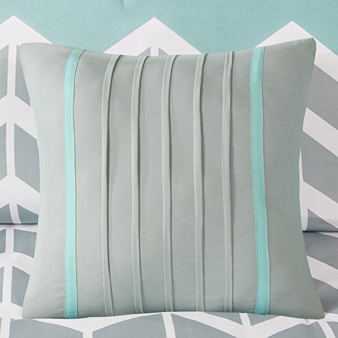 Intelligent Design Nadia Comforter Set Twintwin X Large Teal Id10