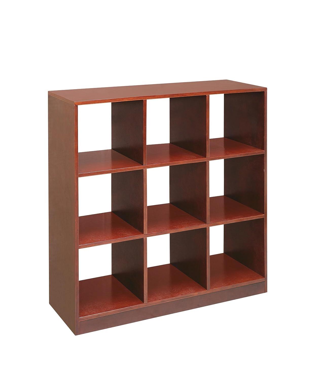 Amazon.com : Badger Basket 3 By 3 Storage Unit, White : Storage And  Organization Products : Baby