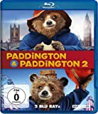 Paddington 1 & 2 [Alemania] [Blu-ray]