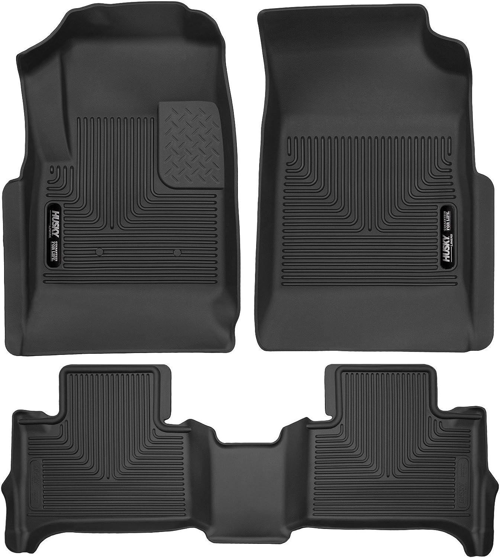 Husky Liners 53231 Black X-act Contour Series 2nd Seat Floor Liner
