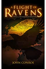 A Flight of Ravens (Shadows of Montshire Book 2) Kindle Edition