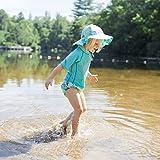 i play. Toddler Girls' Ruffle Snap Reusable