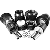 94x69mm - Hypereutectic for VW Beetle AA AC198940EC Piston and Liner Set