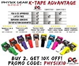 Physix Gear Sport Kinesiology Tape - Free