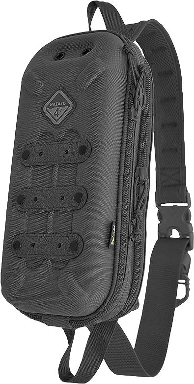 HAZARD 4 Bandoleer Black Mini EDC//CCW Hard-Sling