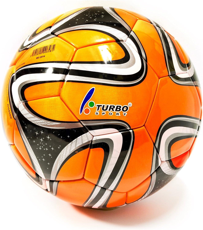 Turbo Sport FIFA 2014 Brazuca Réplica de balón de fútbol, color ...