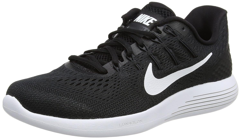 Noir (noir Anthracite blanc) Nike Lunarglide 8, Chaussures de Running Compétition Femme 38 EU
