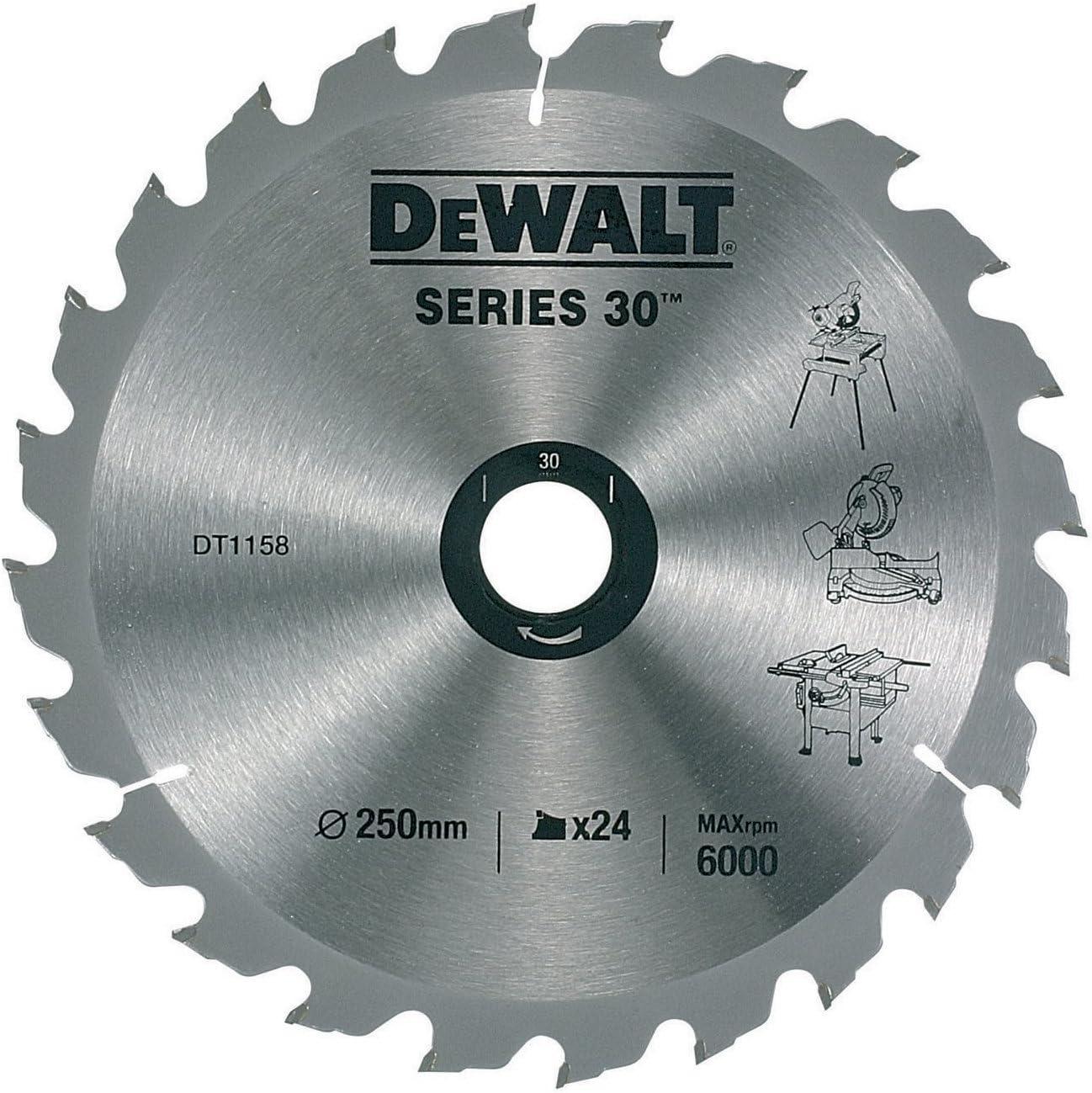 Dewalt-DT99562-QZ Extreme TCT lame de scie circulaire 24 T 190 x 30 mm