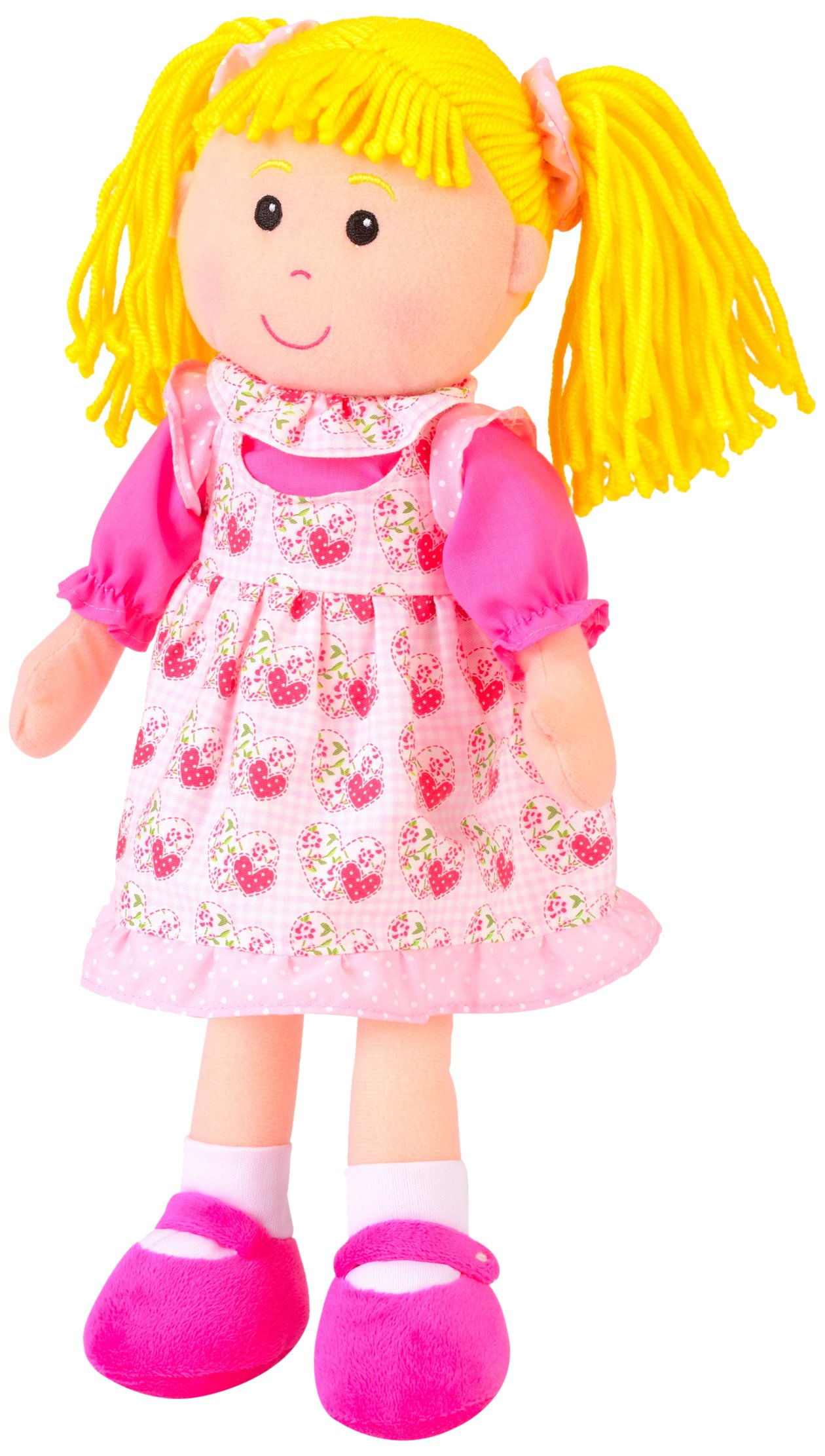 Preschool Goldilocks Rag Doll by Test Manufacturer