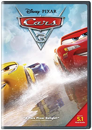 Amazon In Buy Cars 3 Dvd Blu Ray Online At Best Prices In India