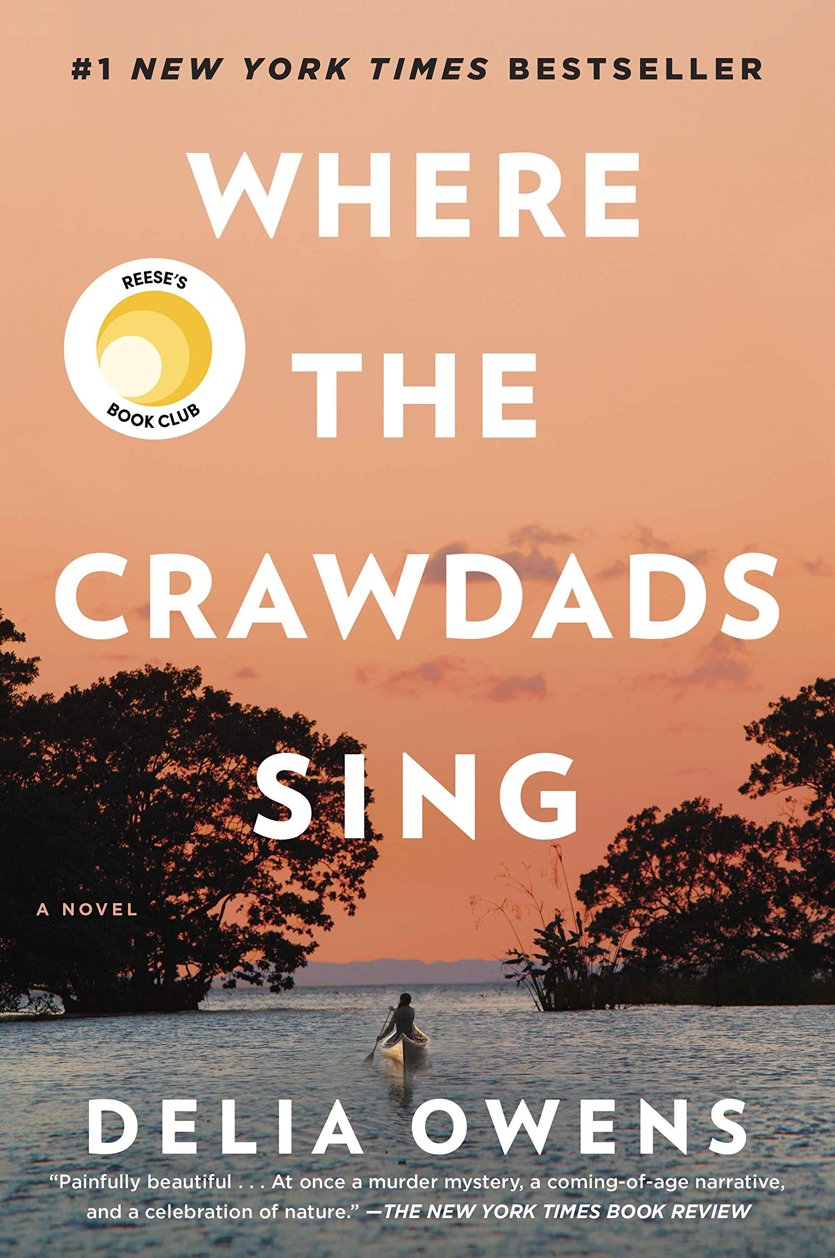 Where the Crawdads Sing: Owens, Delia: 6912281763182: Amazon.com: Books