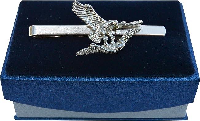 Kiwi Pinza de corbata águila – hecho a mano en Estaño – Creación ...