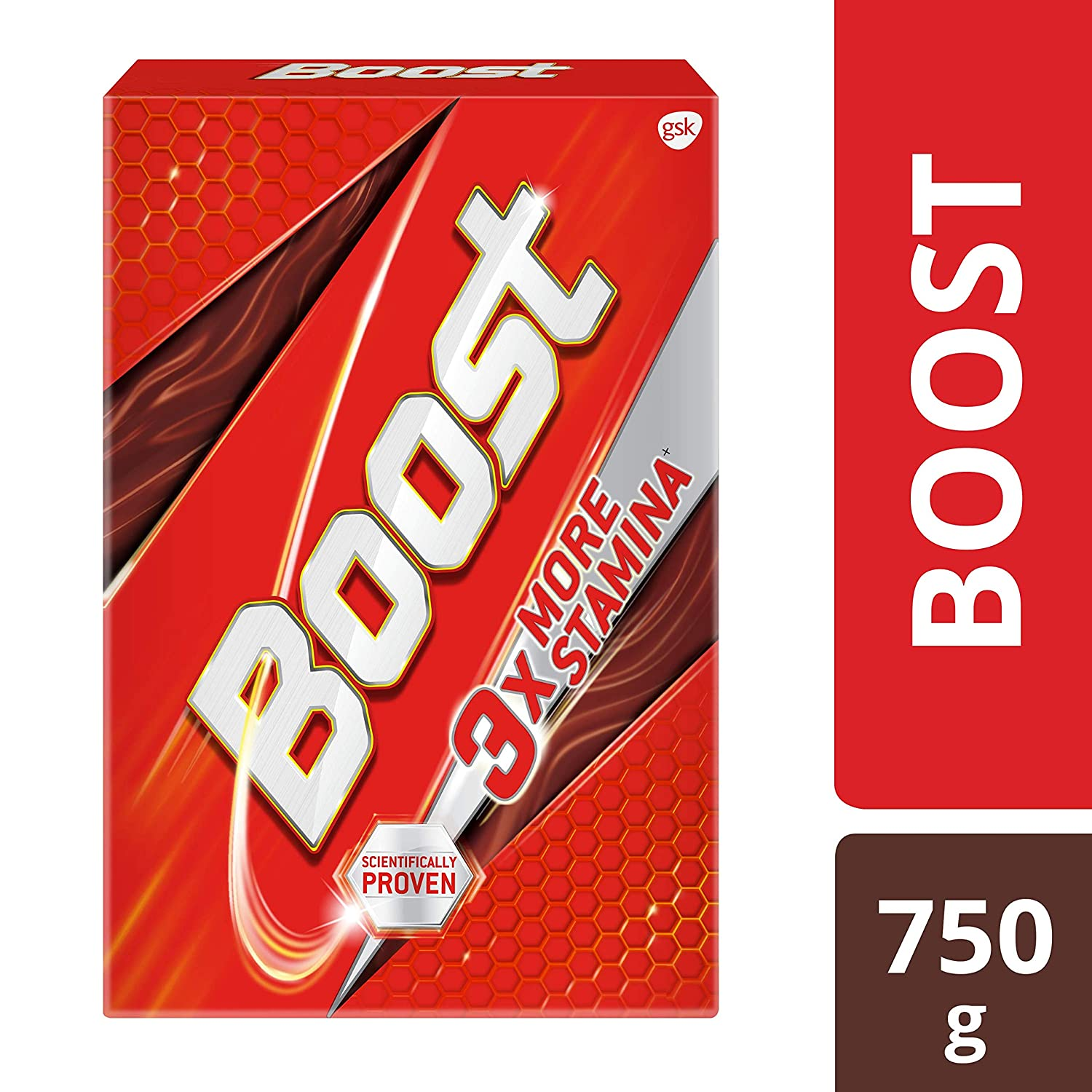 Boost Health, Energy & Sports Nutrition drink - 750 g