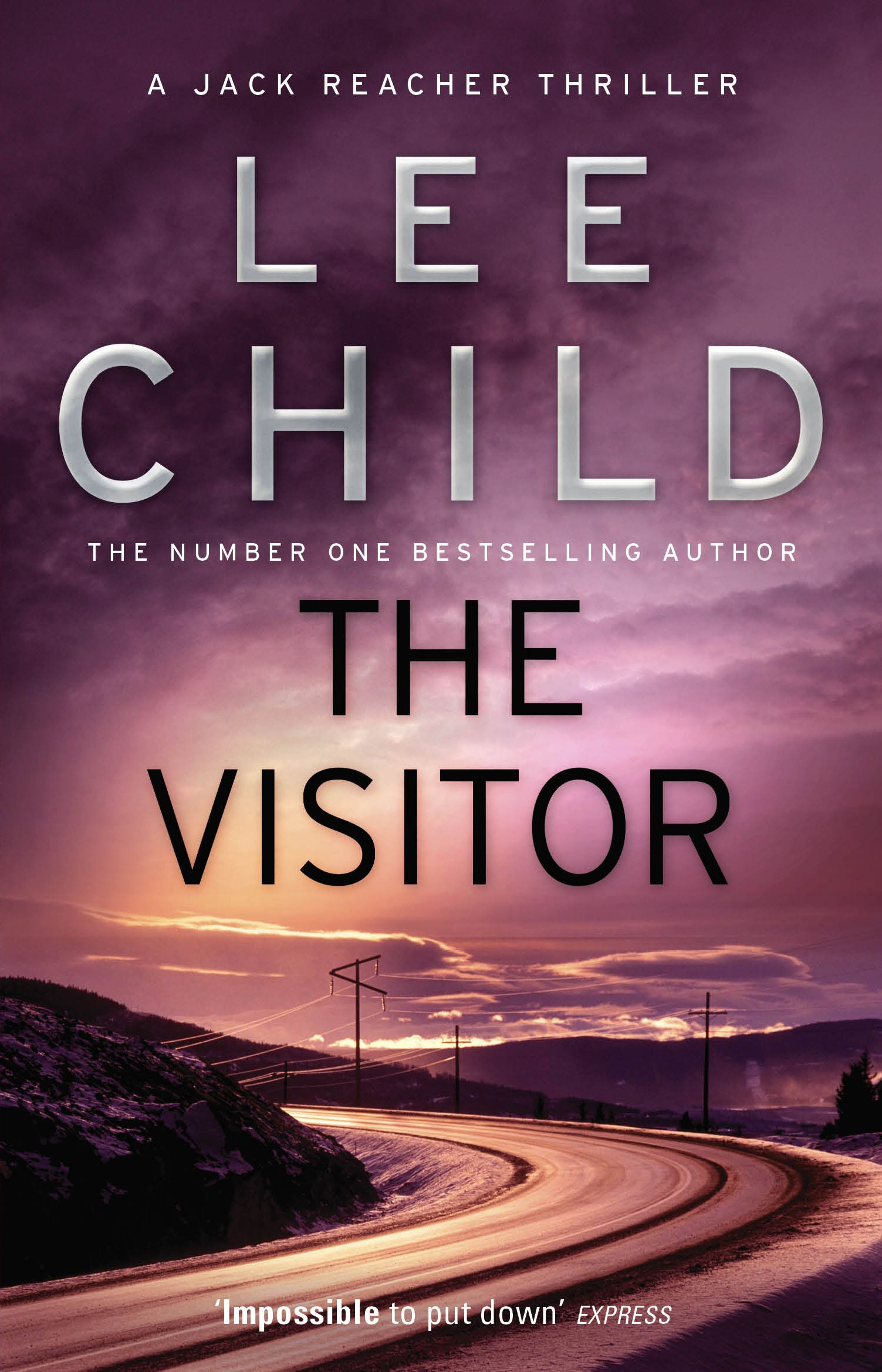 Image result for The Visitor lee child