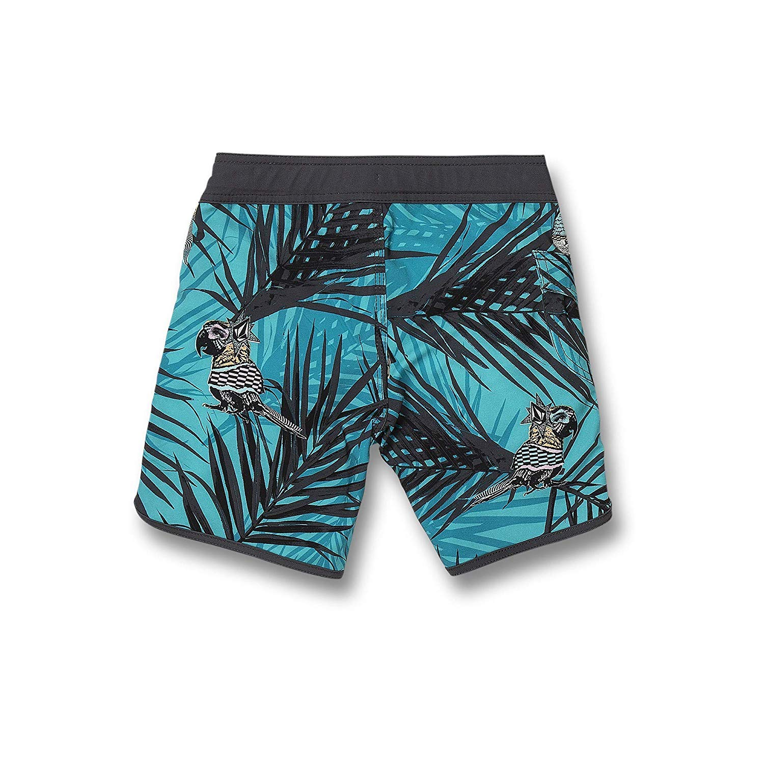 Volcom Little Boys Parrot Mod 12.5 Boardshort