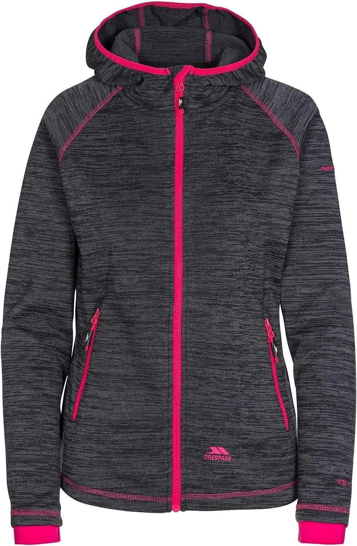 Trespass Womens//Ladies Riverstone Fleece Jacket