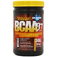 Mutant 348g BCAA 9.7 Blue Raspberry