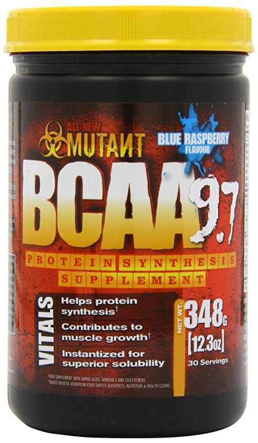 Mutant BCAA 9.7 Blue Raspberry - 348 gr