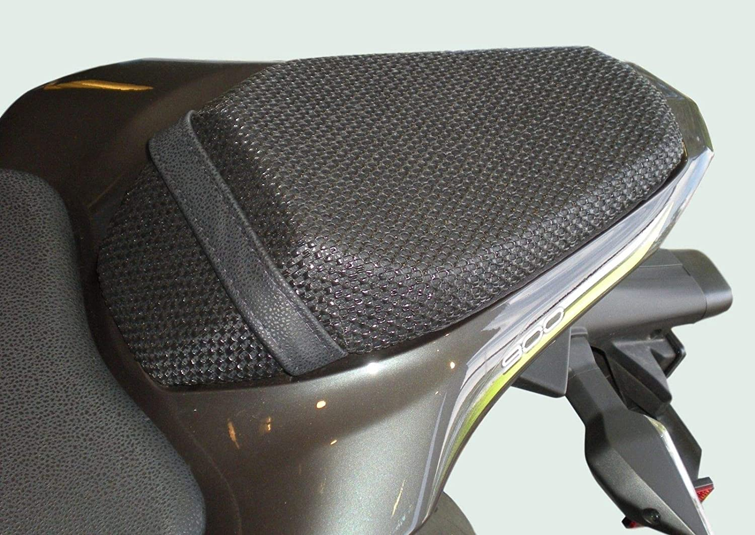 KAWASAKI Z900 (2017-2018) TRIBOSEAT COPRISELLA PASSEGGERO ANTISCIVOLO NERO ADVANCED SEATING TECHNOLOGY LIMITED
