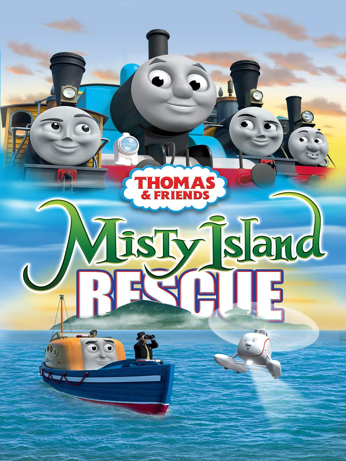 Thomas & Friends: Misty Island Rescue (UK)