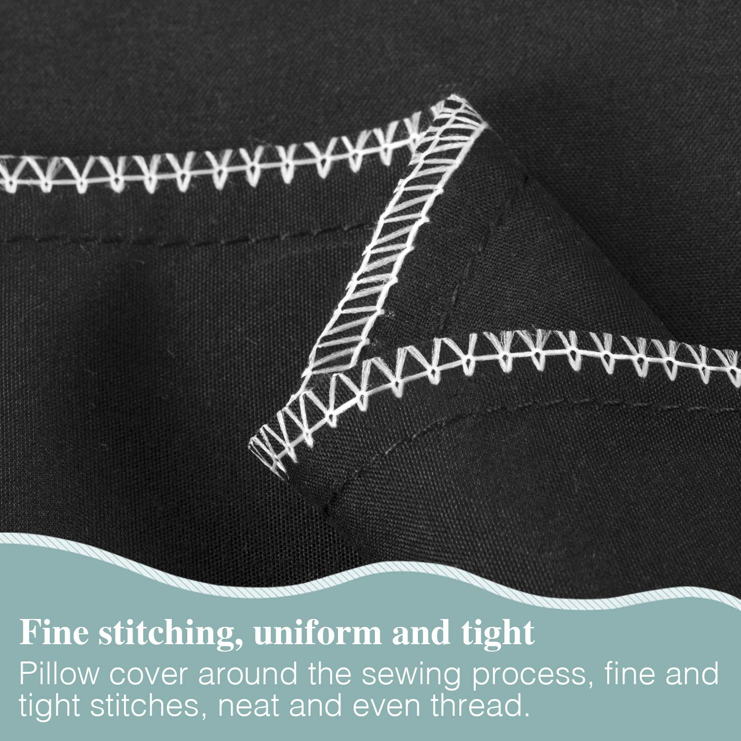 2 Pack Ultra Soft Premium Quality 13 x 18 Coffee, Toddler FLXXIE Microfiber Toddler Pillowcases