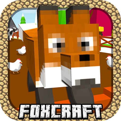 Block Fox (Fox Craft)