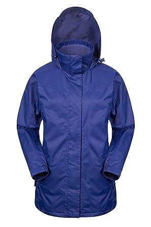 Mountain Warehouse Guelder Womens Winter Long Jacket - Waterproof ...