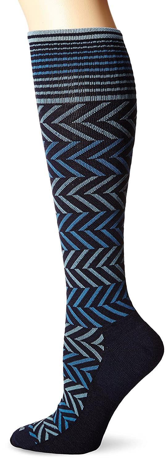 Sockwell Women's Chevron Moderate Graduated Compression Socks