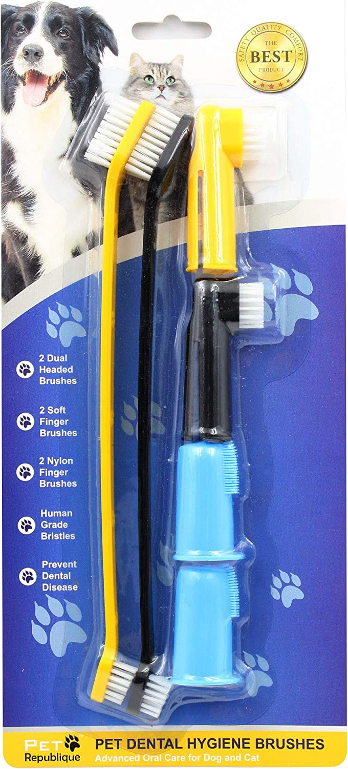Dog electric toothbrush