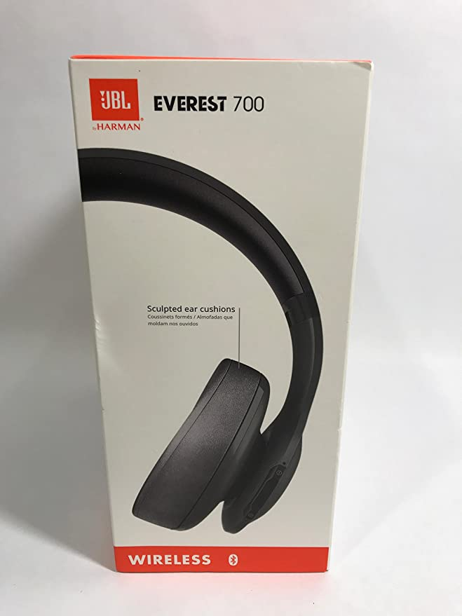 Amazon.com: JBL Everest 700 Wireless Bluetooth Around-Ear Headphones (Black): Home Audio & Theater