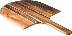 TOSCANA - a Picnic Time Brand Acacia Wood Pizza Peel