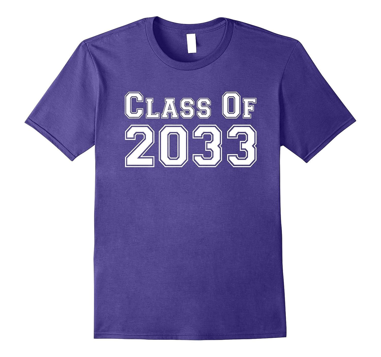 Class of 2033 shirt Future Kindergarten Graduate tshirt-CL