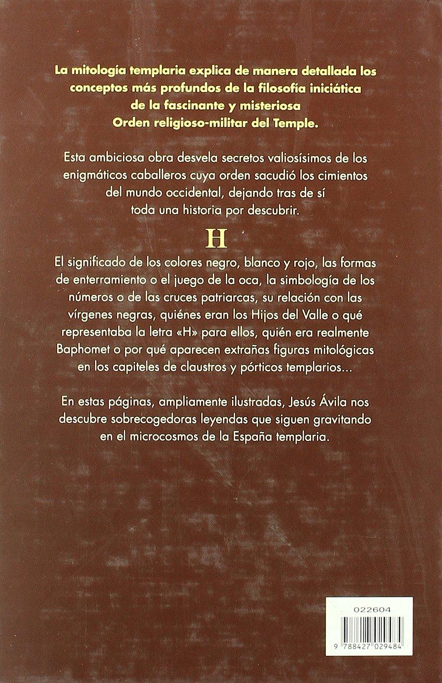 La mitología templaria (MR Dimensiones): Amazon.es: Ávila, Jesús: Libros