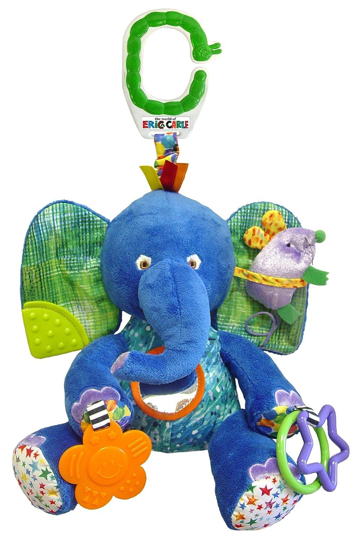 Amazon.com : World of Eric Carle, Developmental Elephant : Plush ...