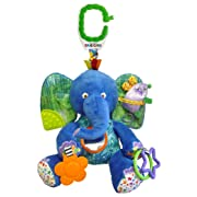 World of Eric Carle, The Very Hungry Caterpillar Activity Toy, Elephant