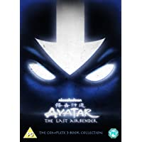 Avatar: The Last Airbender, The Complete 3-Book Collection