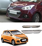 Oscar FG-001 Chrome Plated Front Grill for Hyundai i10 Grand