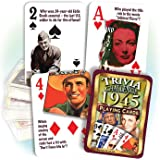 1945 Flickback Trivia Playing Cards: 70th Birthday or 70th Anniversary Gift