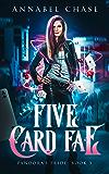 Five Card Fae (Pandora's Pride Book 3)