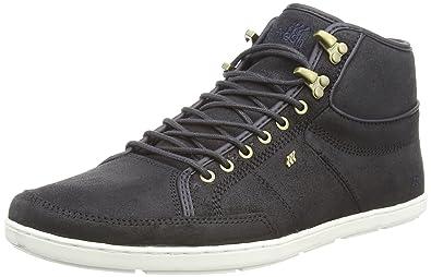 Boxfresh Swapp Prem Blok, Sneakers Hautes Homme - Bleu (Blue), 41 EU