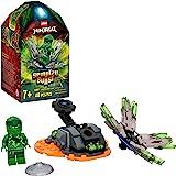 Lego Ninjago Rajada de Spinjitzu - Lloyd 70687